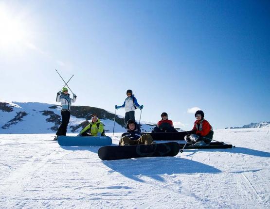 Skipass & Ski School