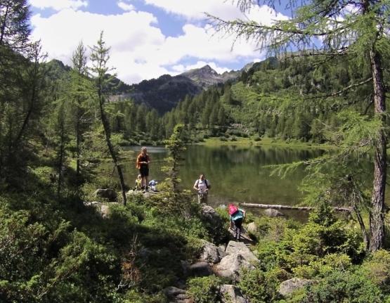 Trekking in Alta Quota