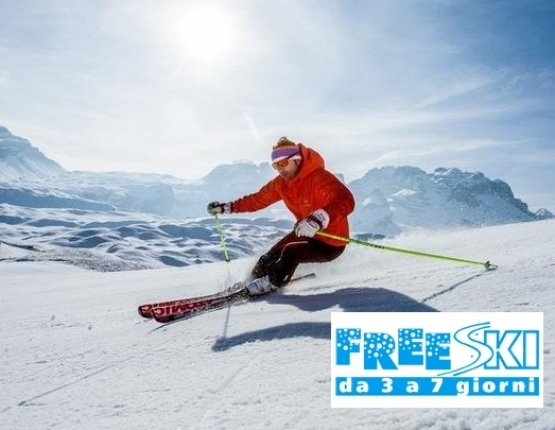 Free Ski Woche